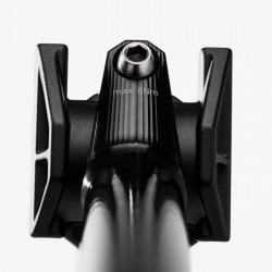 Absenkbare Sattelstütze Vecnum NIVO - Stützenkopf im Once-Piece Design